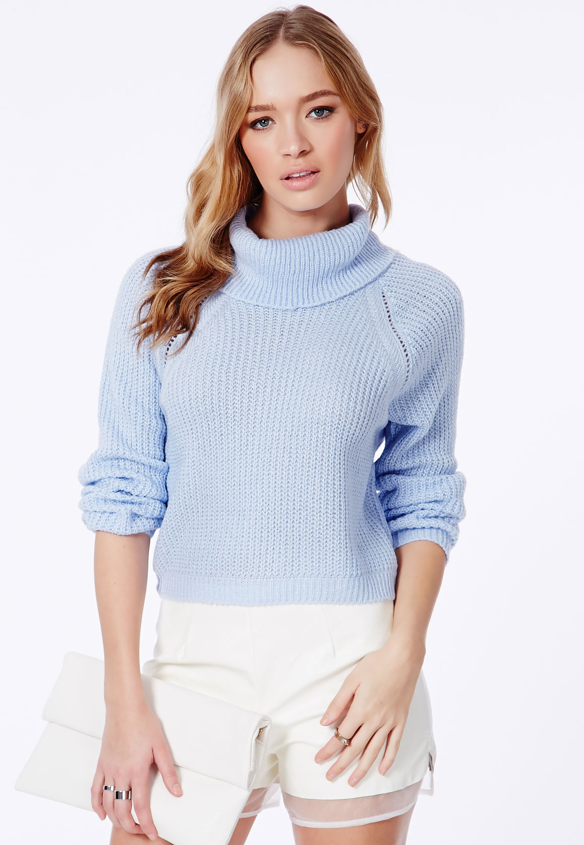 MISSGUIDED ROLL NECK