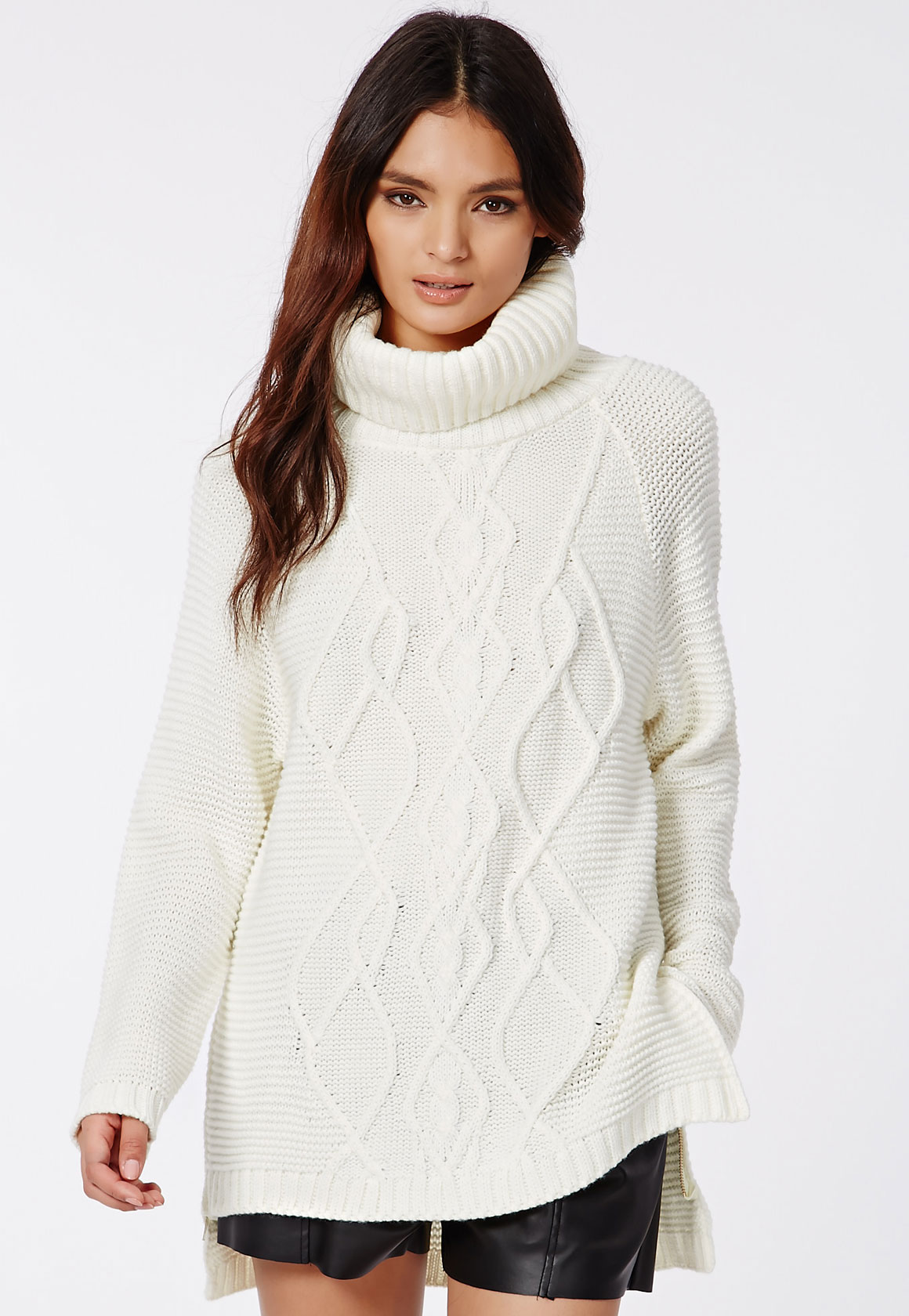 MISSGUIDED SWEATER DRESS