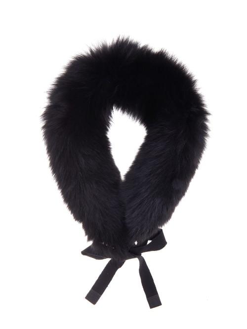 Uniion Fox-Fur Collar