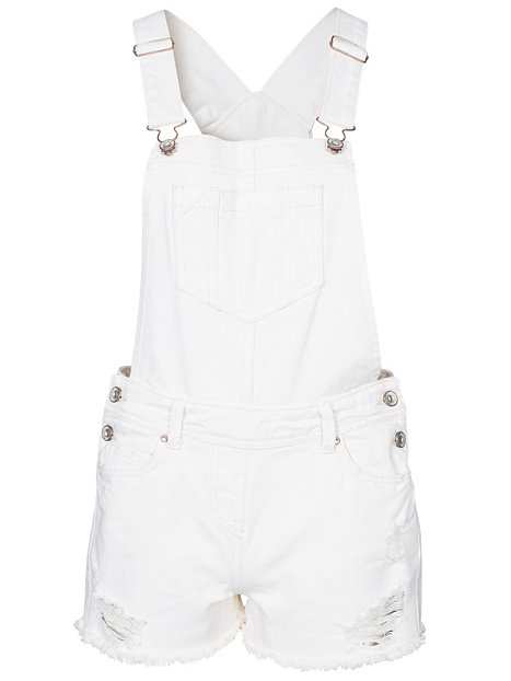 NEW LOOK Dungaree Wrips Jeans