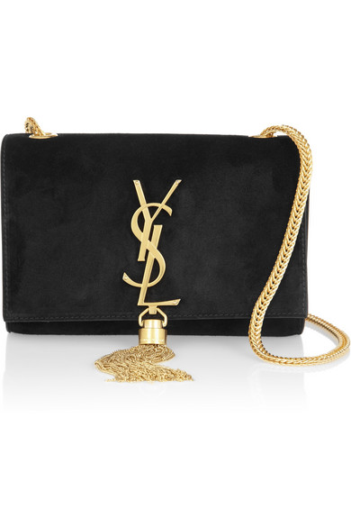 SAINT LAURENT Cassandre Shoulder Bag