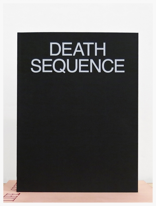Death Sequence   By Jamie Kanzler, Photos by Sam Falls   Karma Publishing, New York, 2014   Available through  Karma publishing  and  Amazon Books  .