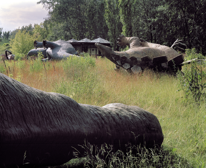 Prideless Dinosaurs,  2004.