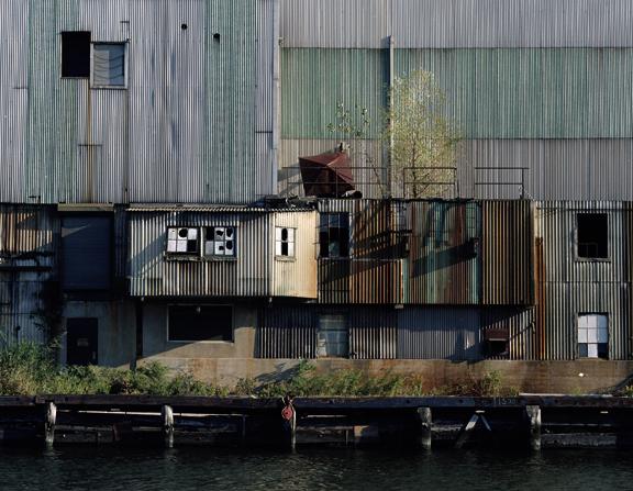 Beard Street, Red Hook, NY,  2002