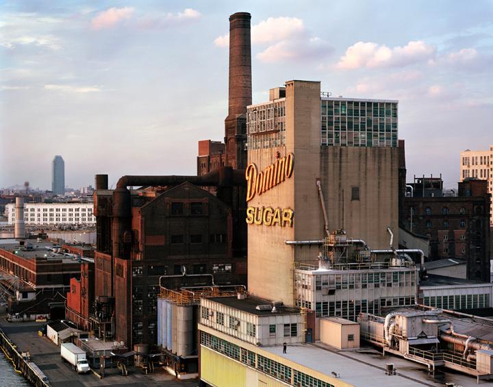 Domino Sugar, Brooklyn, NY,  2002