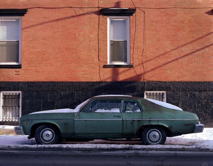 Nova, Brooklyn, NY,  2003