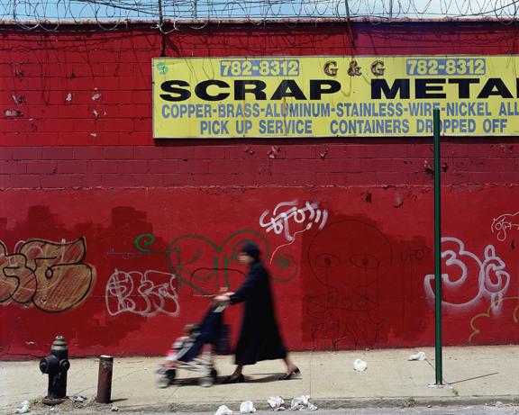 Scrappy, Brooklyn, NY,  2002