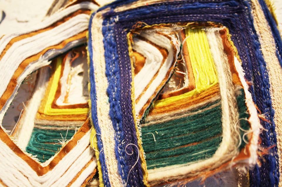 Ragna Fróðadóttir,  I Love 111 ,Textile Installation