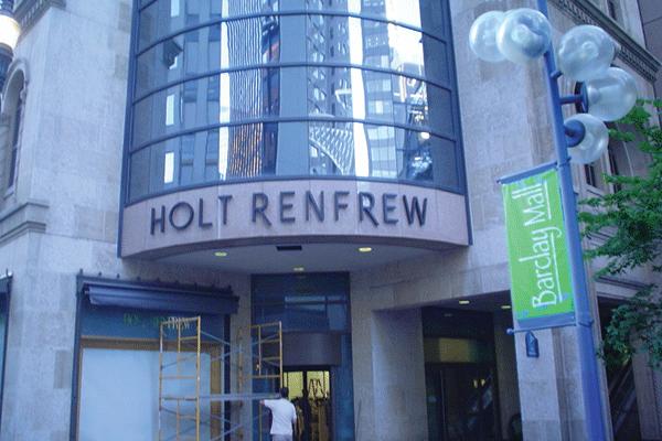 Holt Renfrew Retail