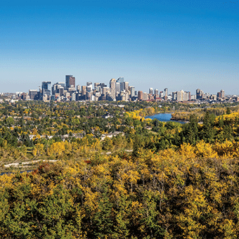 Serving companies throughout Calgary and in the Core.