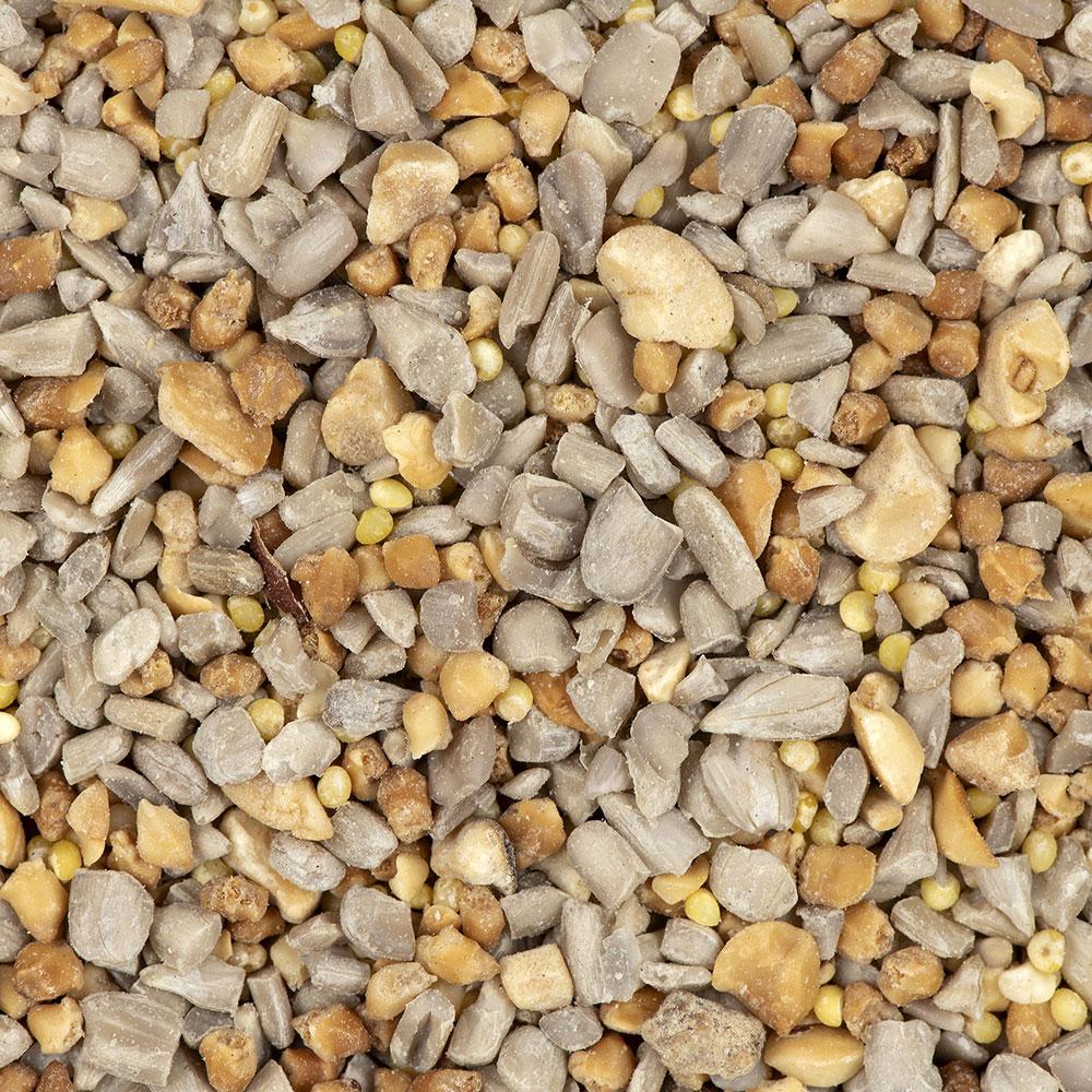 No-Mess Blends = no shells!