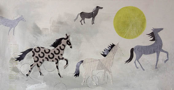 TrinaDalziel_Collage_Horses