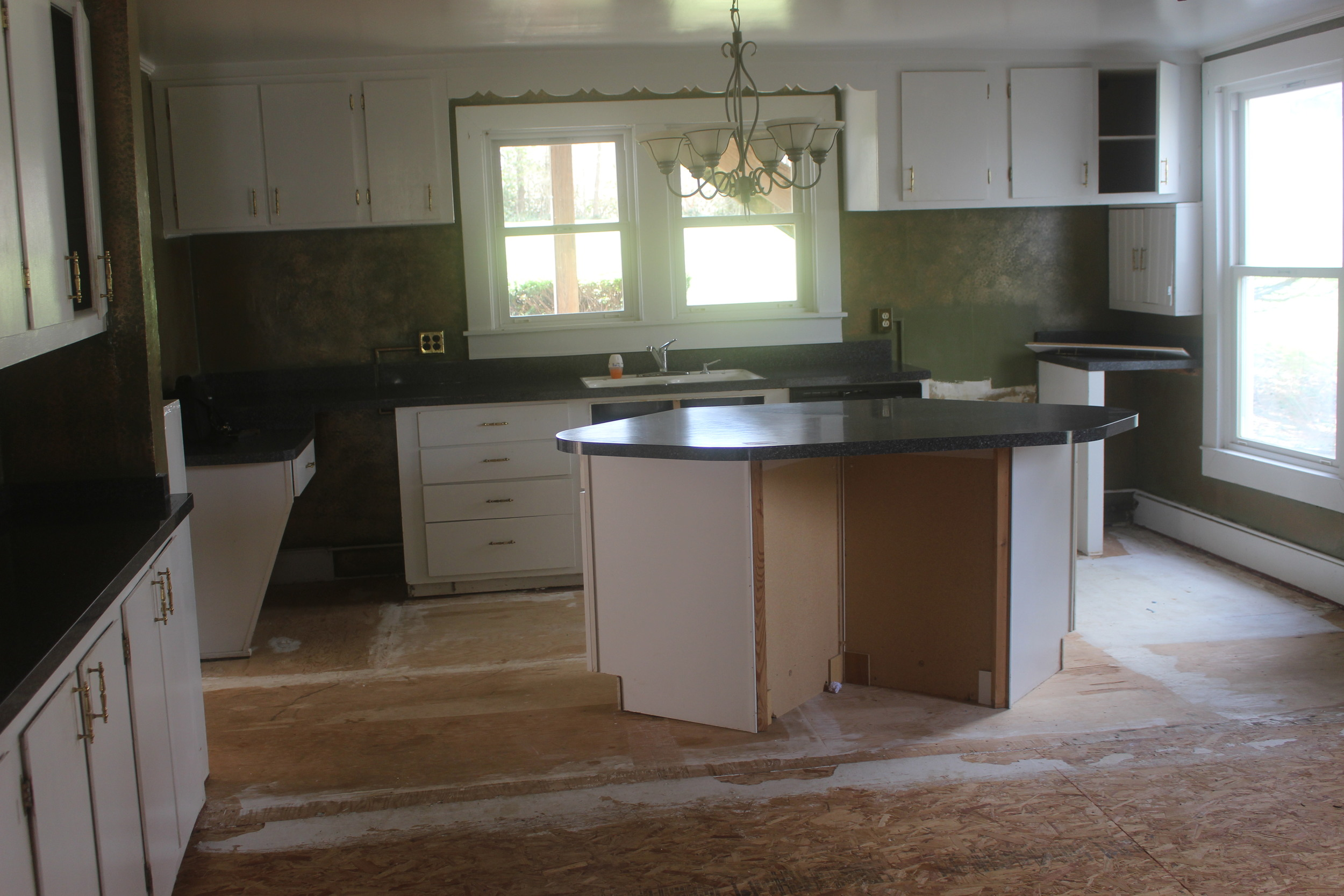 Our Fixer Upper Kitchen Pantry Progress Gathered Living
