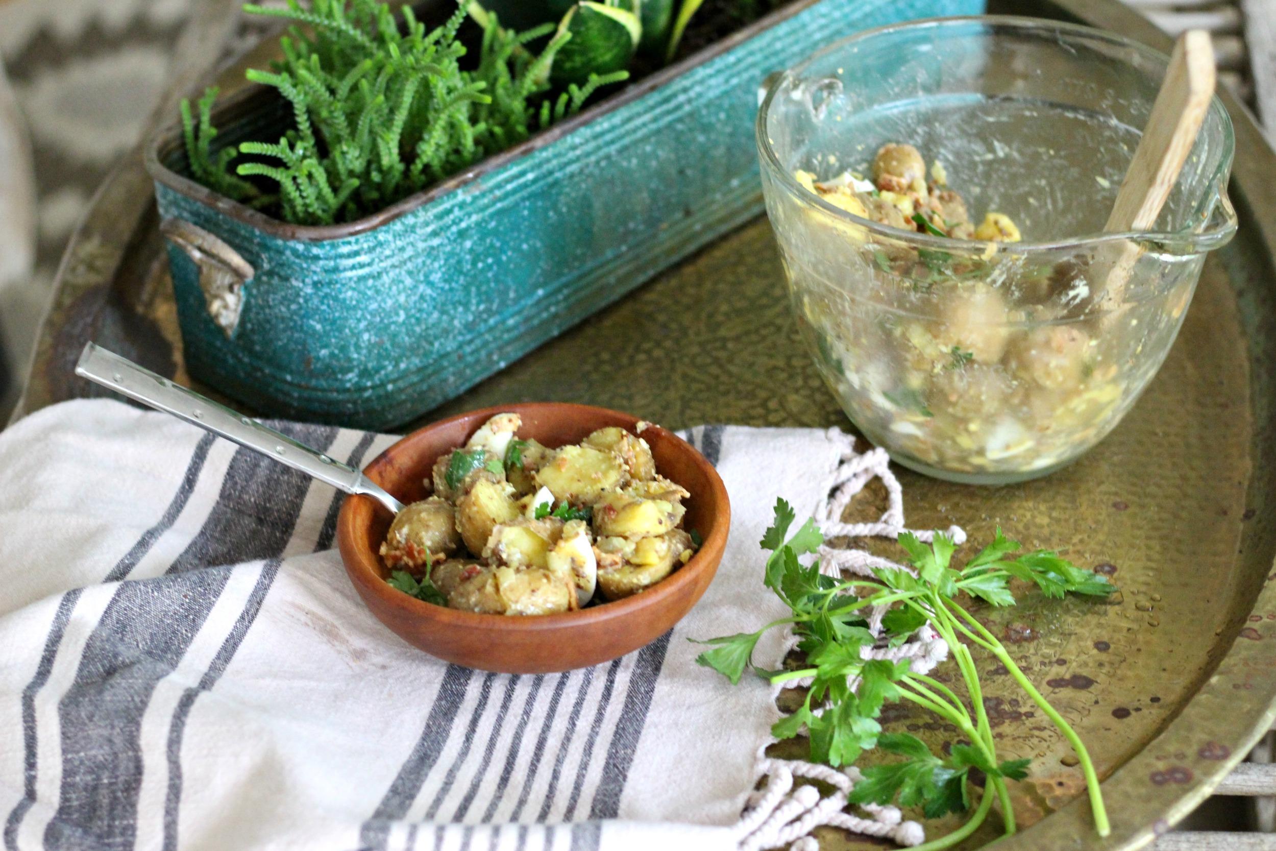 Schmidt's German Potato Salad Recipe