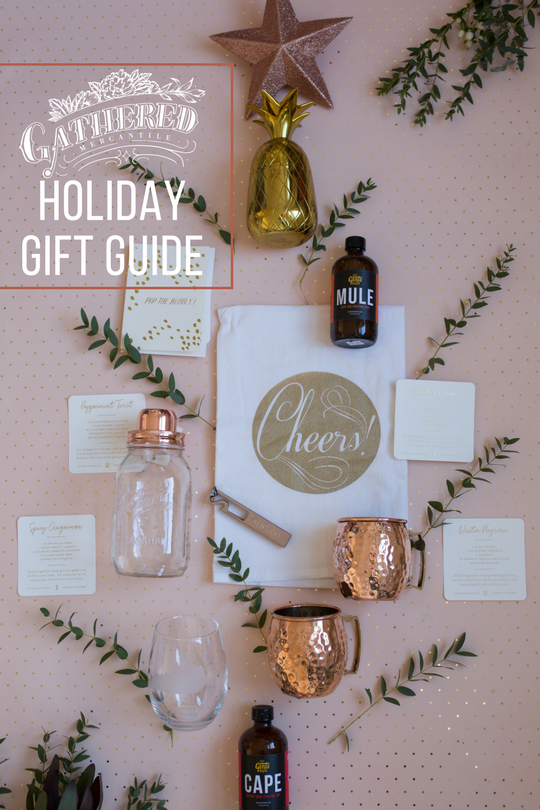 Gathered Mercantile Holiday Gift Guide Local Kentucky Gifts