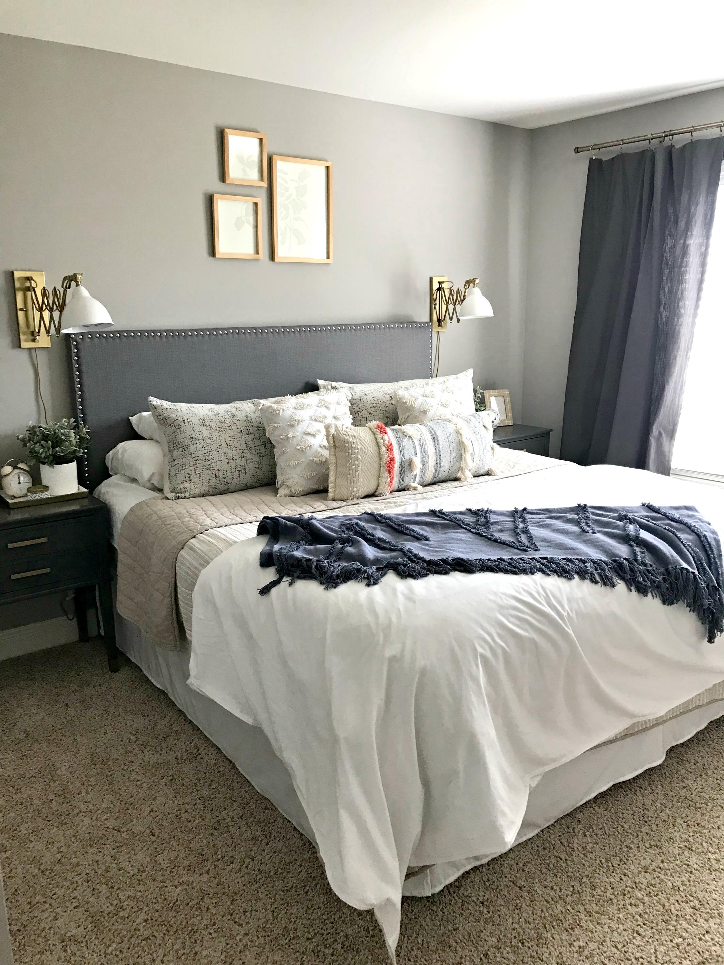 bedroom cozy — Blog — Gathered Living