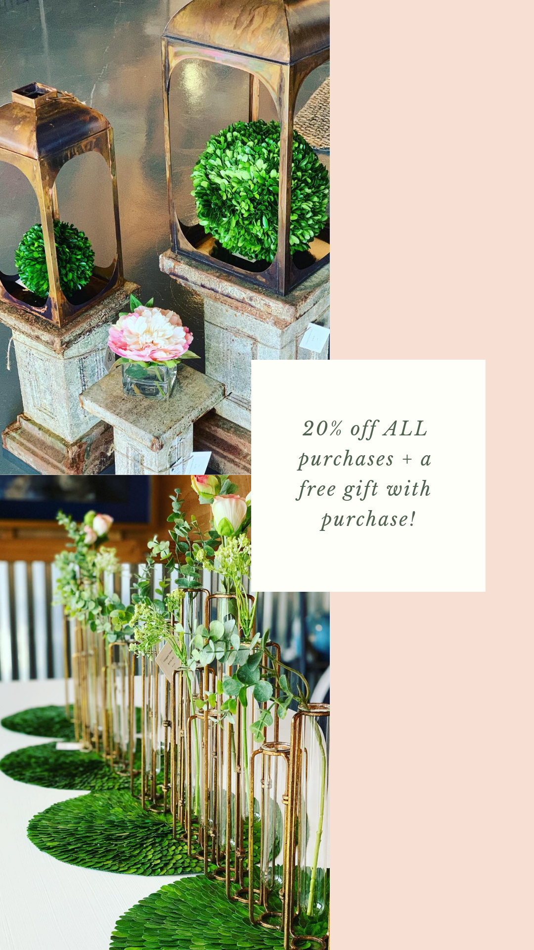 20% off ALL purchases + a free gift with purchase!.png