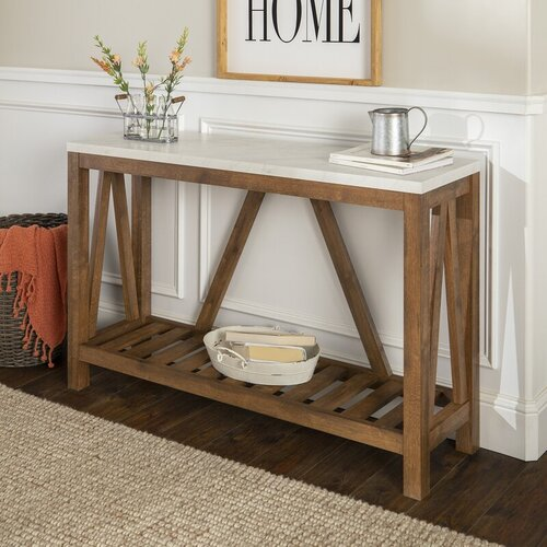 Entryway Tables For Less Than 200 Gathered Living - What To Put On An Entryway Table