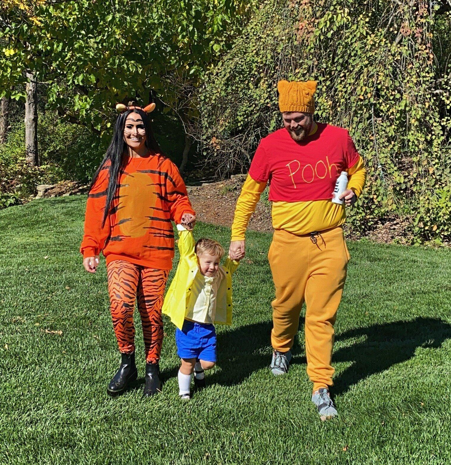 Diy Family Winnie The Pooh