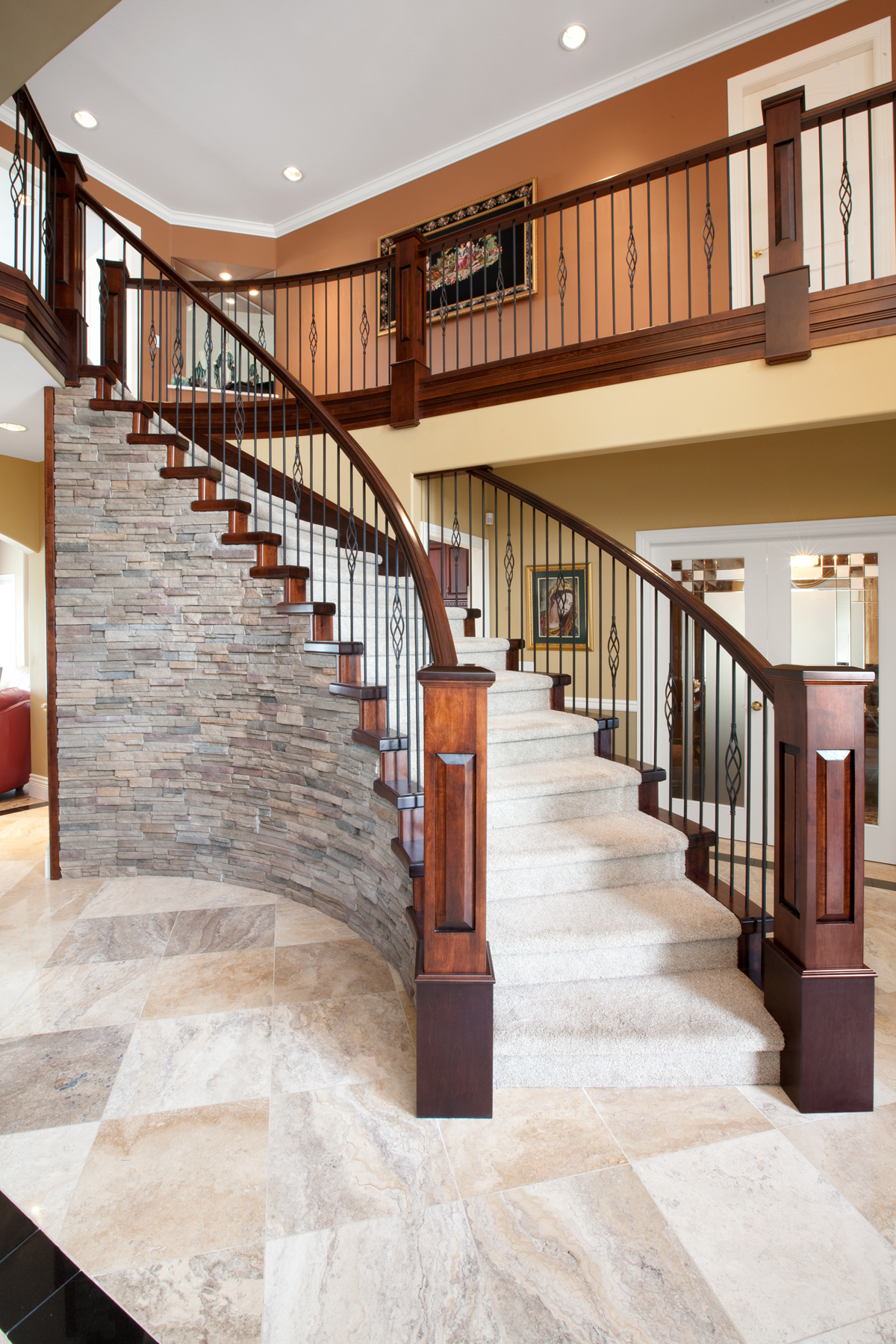 Custom millwork by Port Moody Contractor Zimal Contracting and Restorations