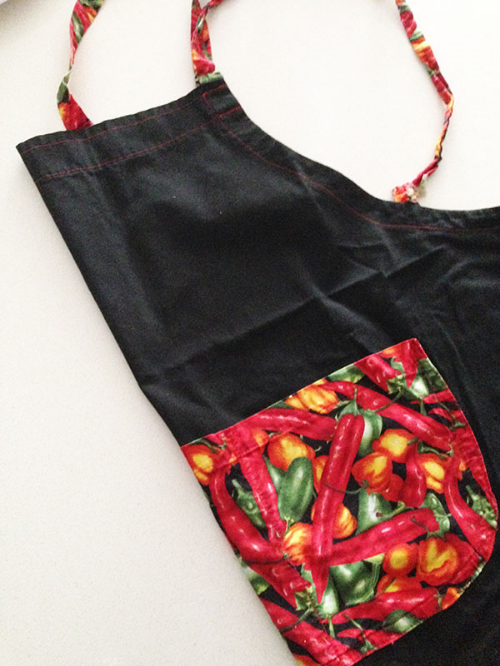 FIRST APRON