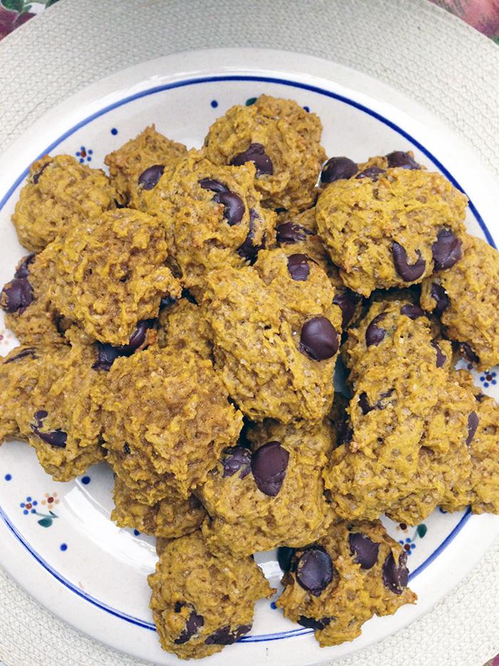 food52 pumpkin cookie