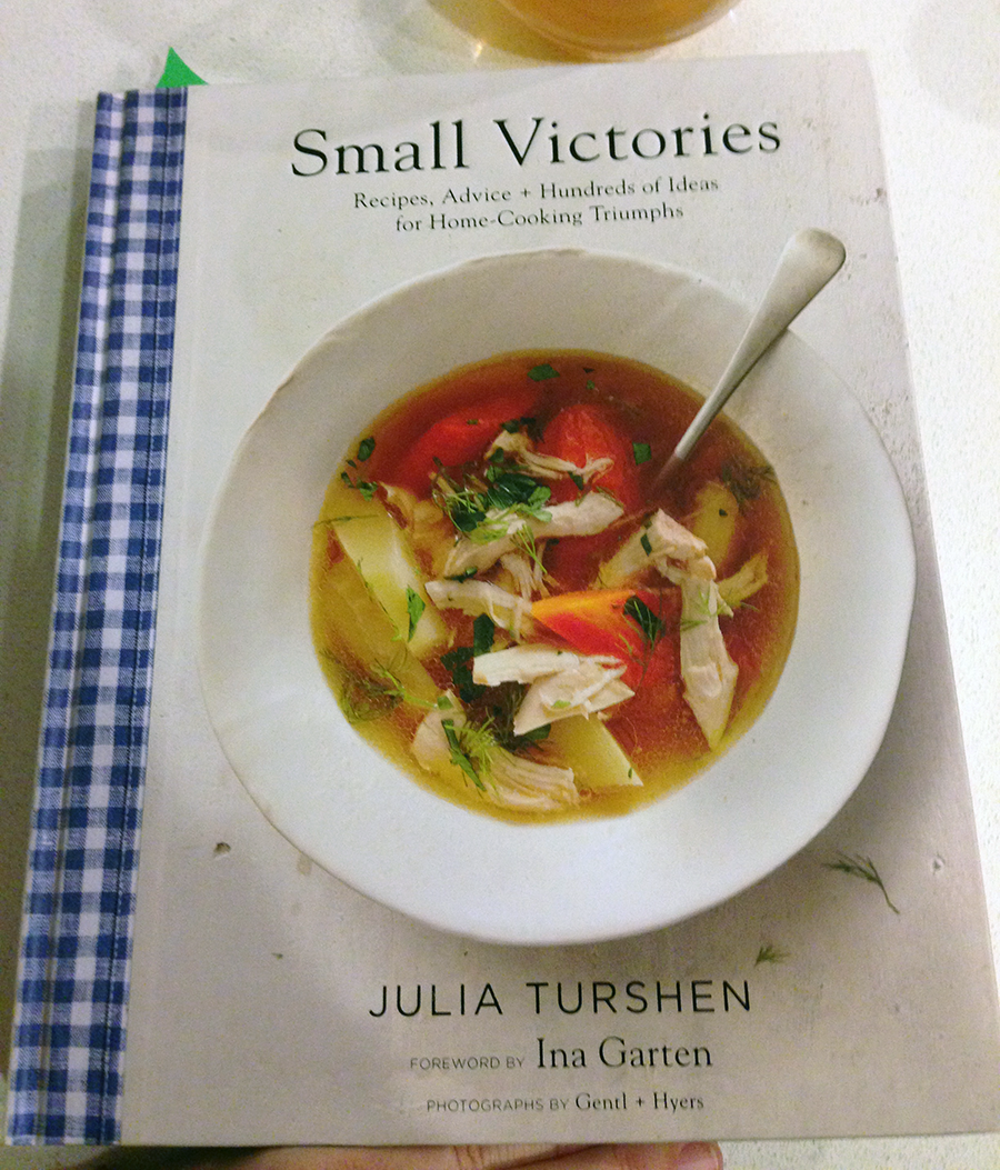 SMALL VICTORIES COOKBOOK