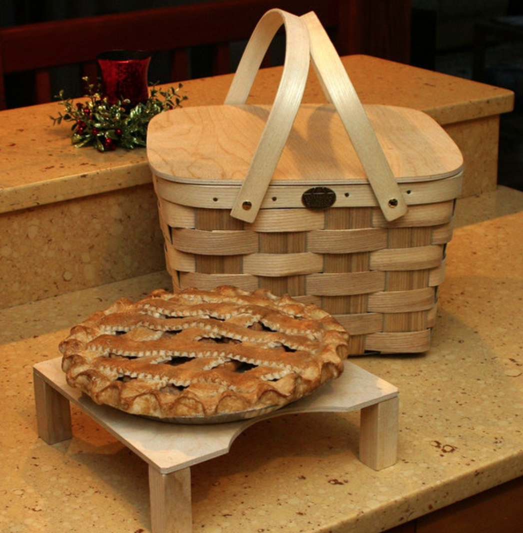 2 Pie Basket $53.50 at NortonsUSA.com