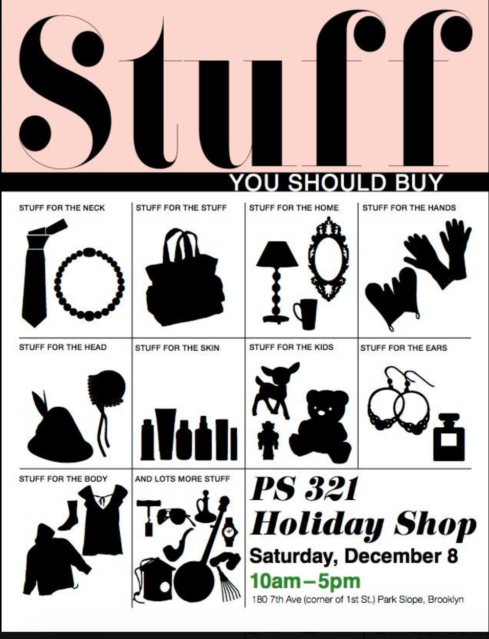 stuff you should buy