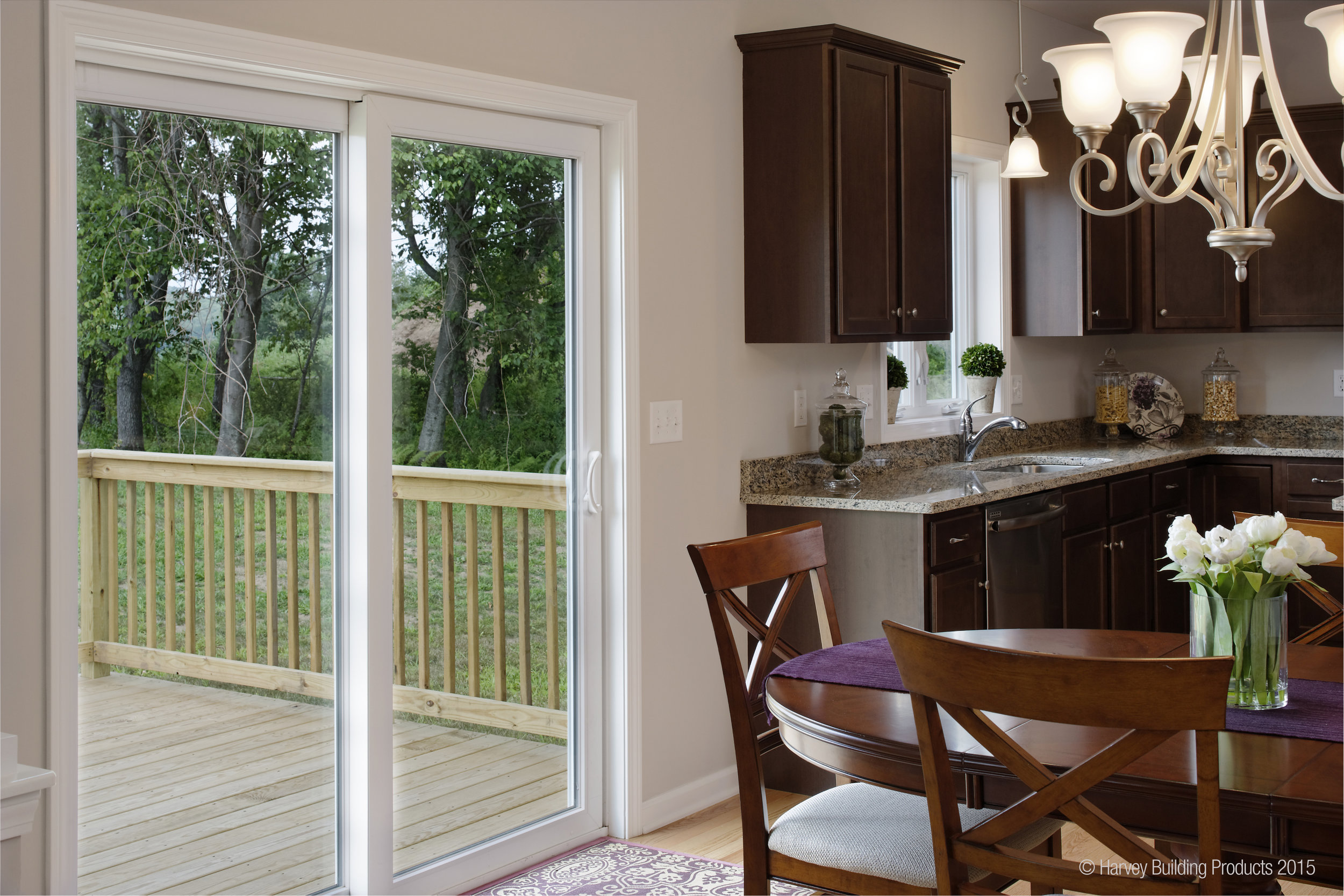 Harvey Patio Door