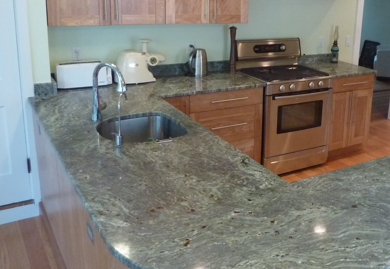 Kitchen countertop options — Boston Building Resources