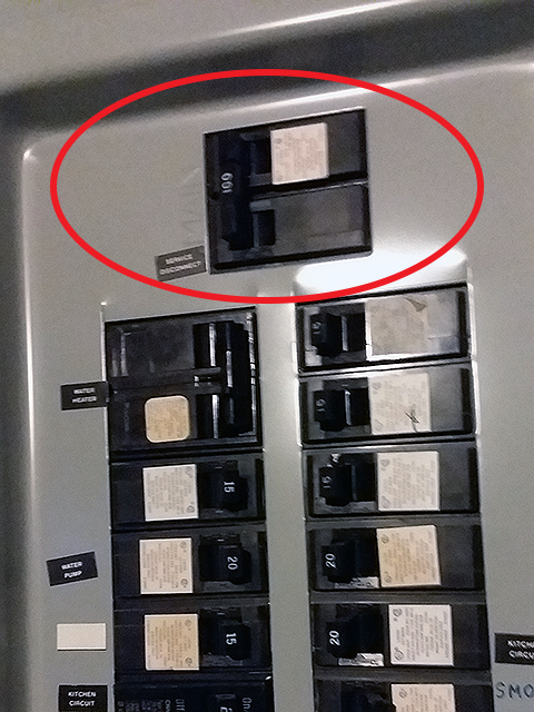 every home has an electrical service panel known as a breaker box or fuse  box  some common locations include the garage, basement, storage room,