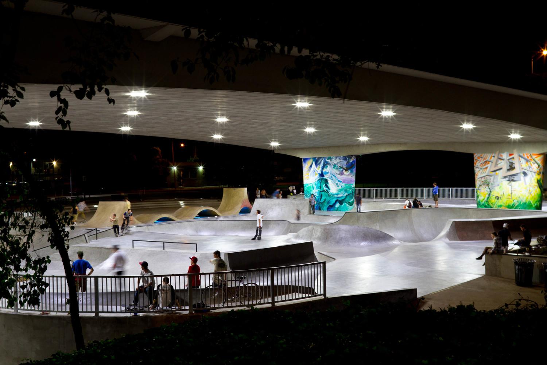 Dreamland Skatepark Builders Eugene Park