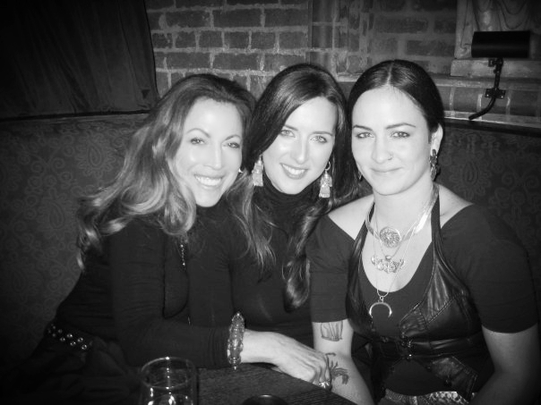"""Brooke's Mother Claudia, Brooke, and sister Becca.  """"I may not always be with you.But when we're far apart. Remember you will be with me.Right inside my heart.""""  ― Marc Wambolt , Poems from the Heart"""