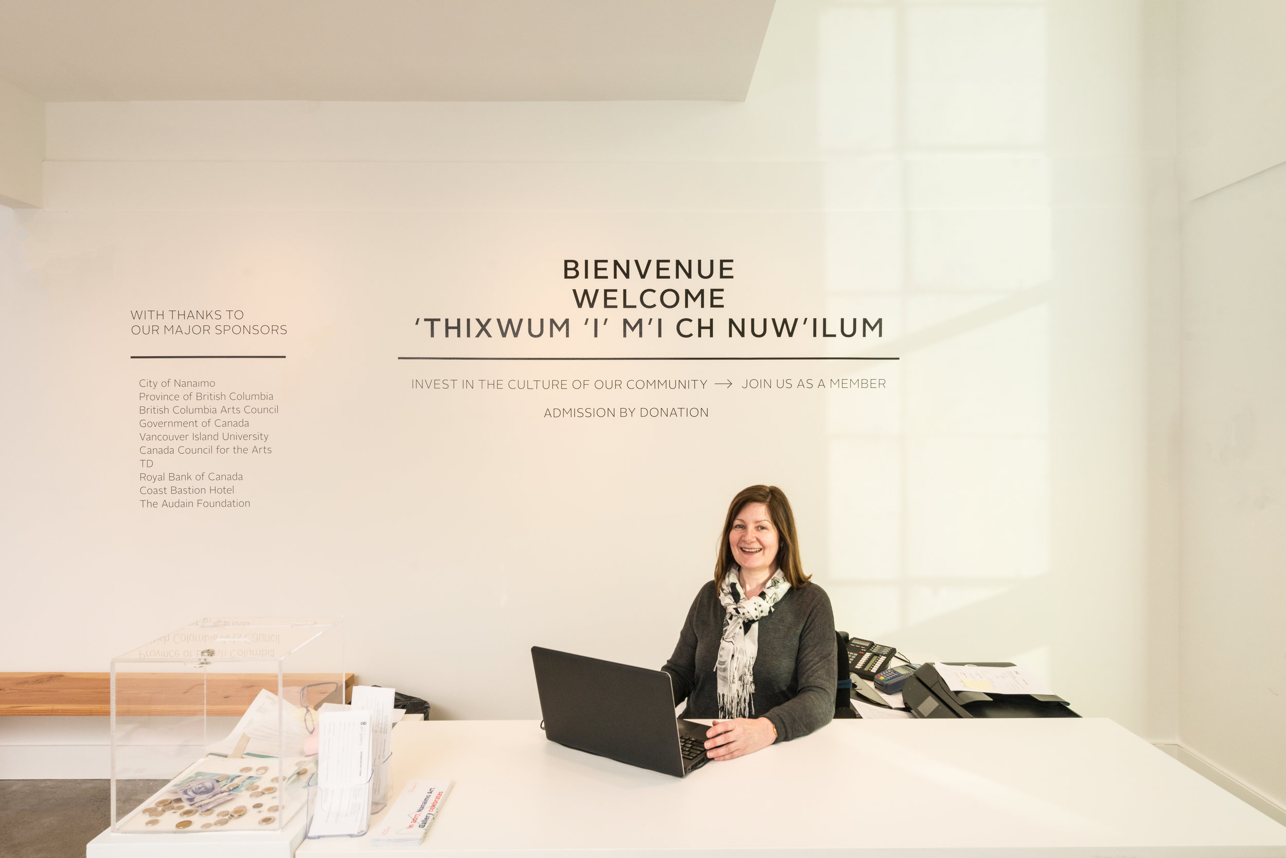 Dawn welcomes you to the new space! =)
