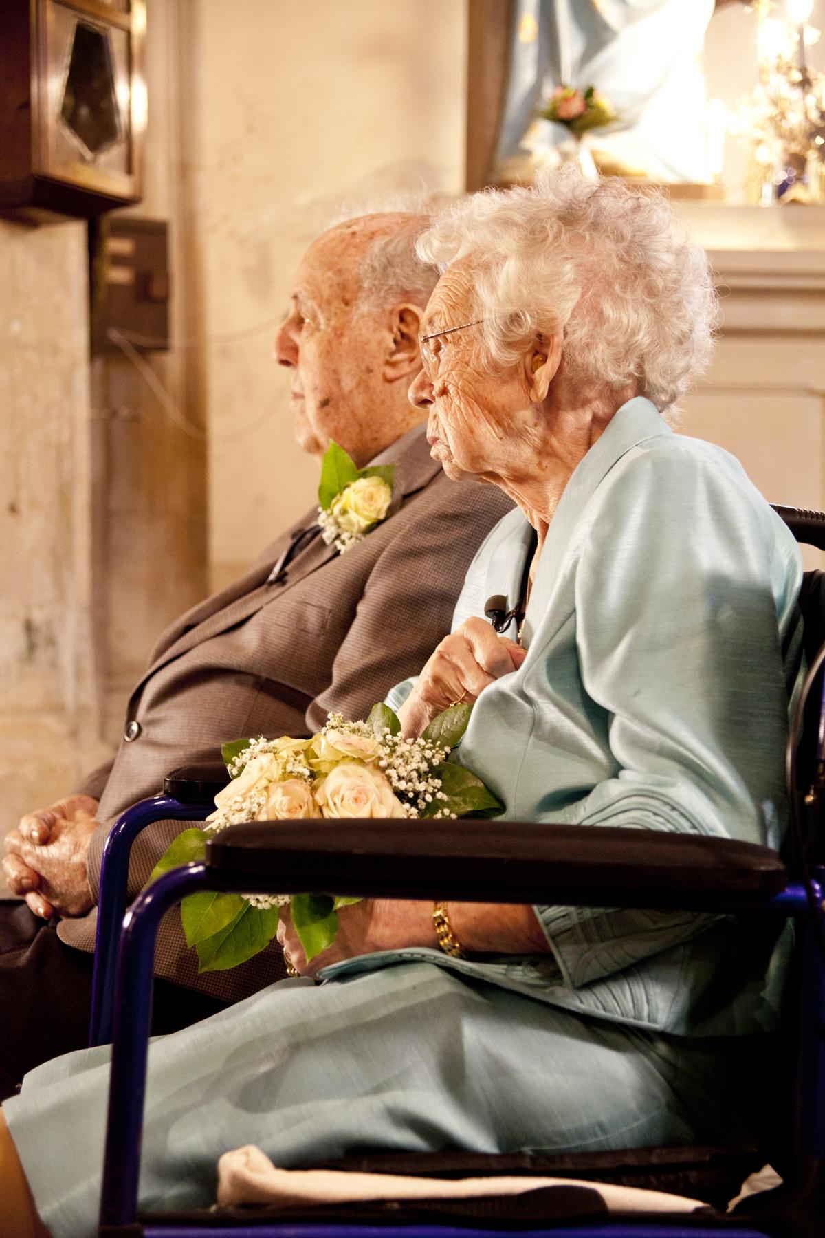 Reciting vows (again)