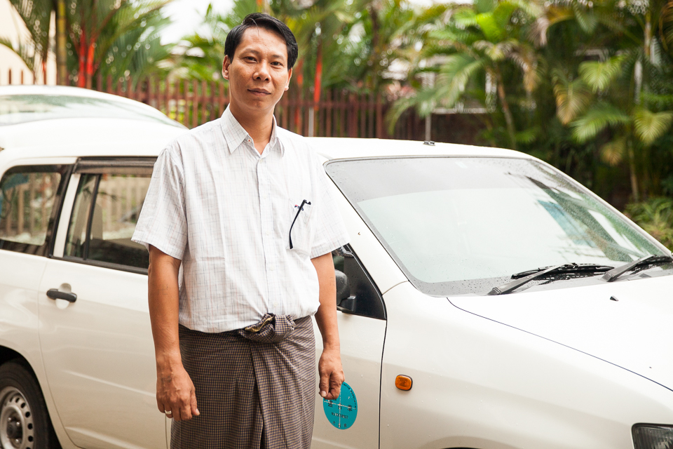 To reward your reading efforts, here is a photo of our driver, Shell. He was simply the best part of the trip.