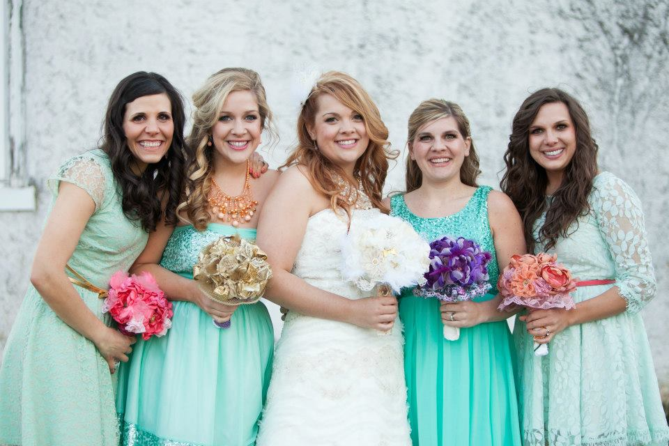 Photo at my baby sister's wedding by the beautiful and talented  Kelly Lapp Photography .