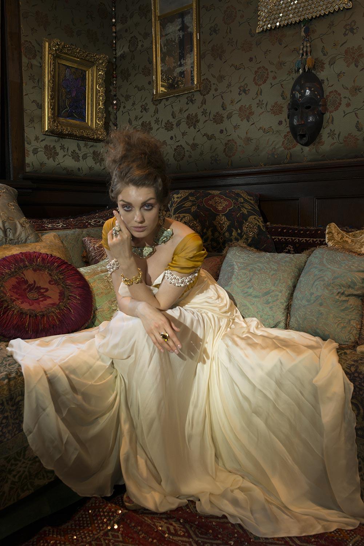 Greystone Ana Morrocan room sitting