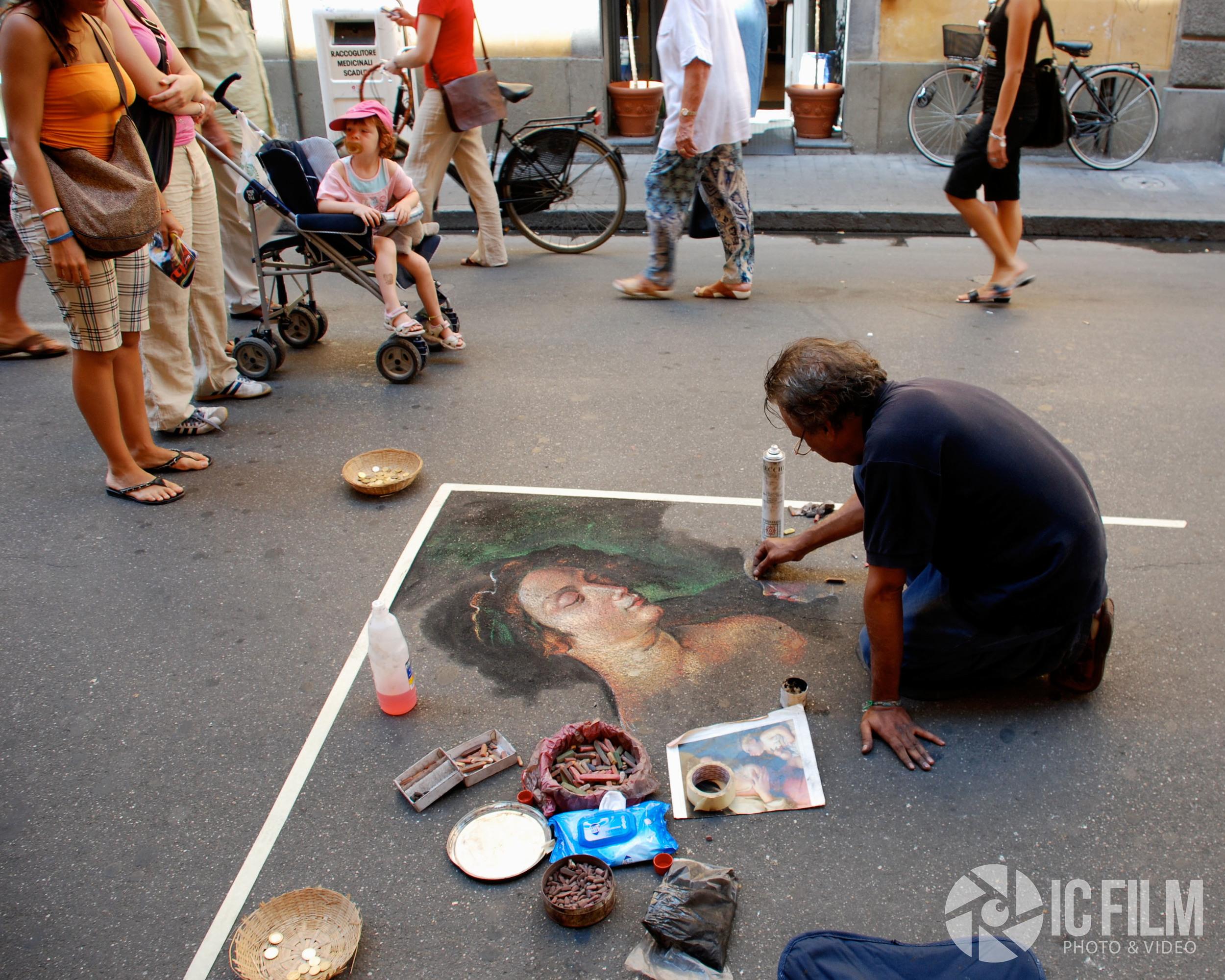 Street artist, Pisa.jpg