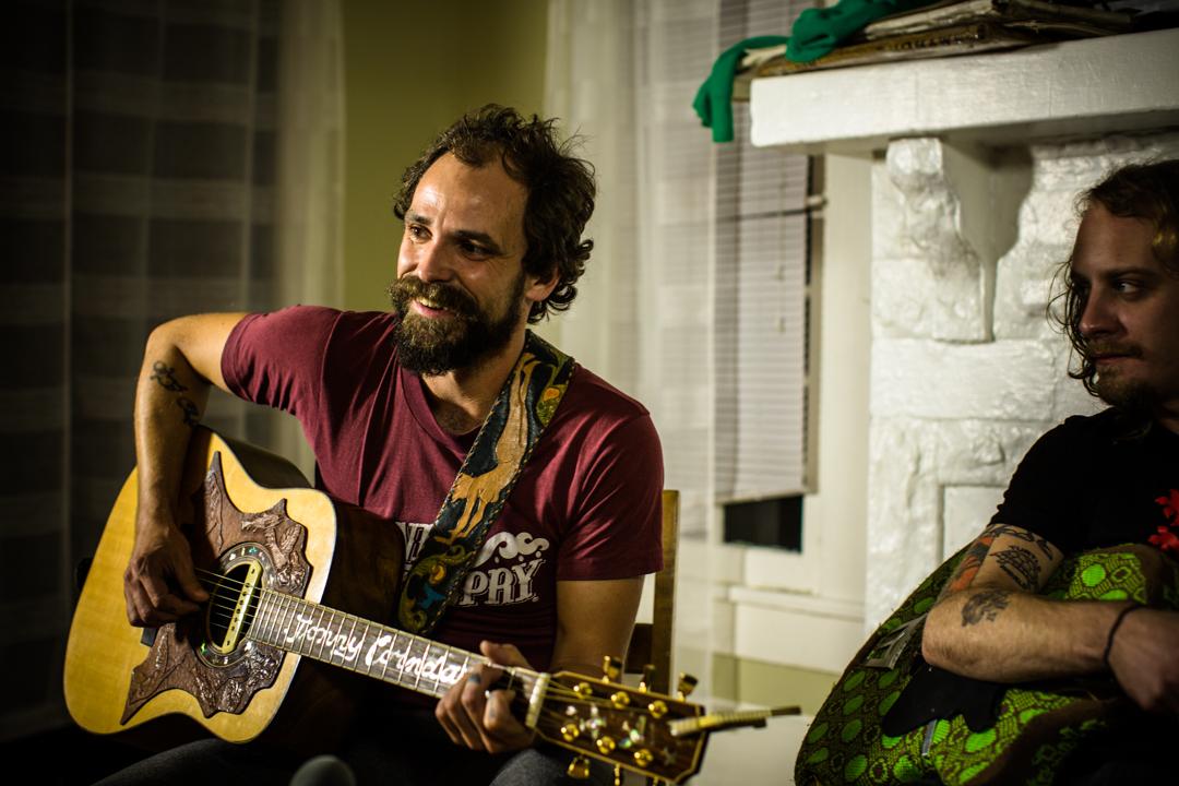 Jonny Fritz & Jon McCauley