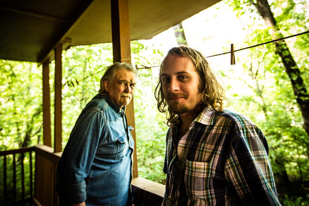 Guy Clark & Jon McCauley
