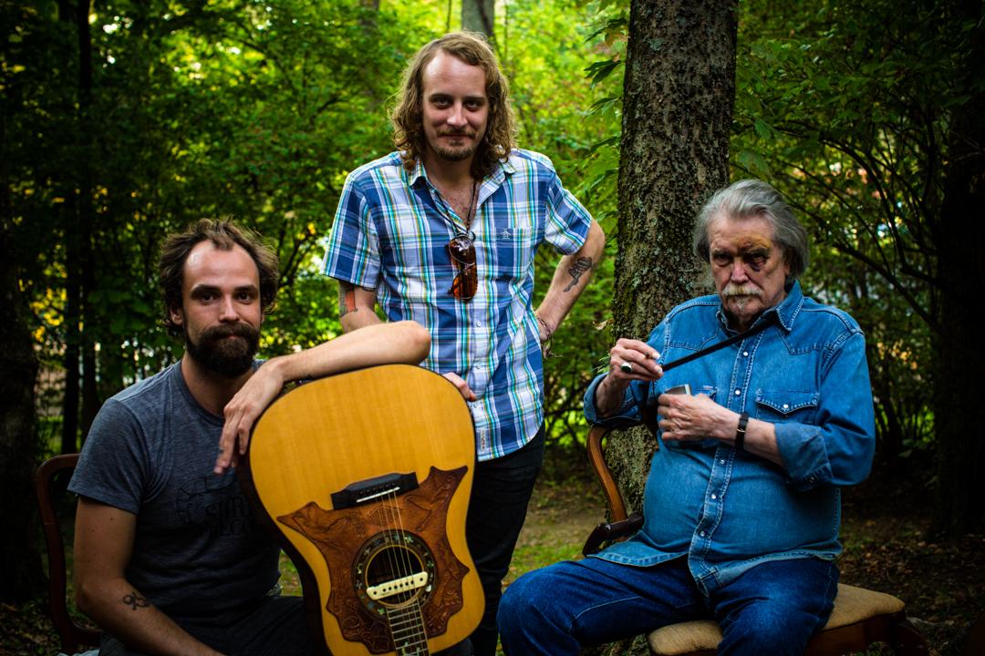 Jonny Fritz, Guy Clark & Jon McCauley