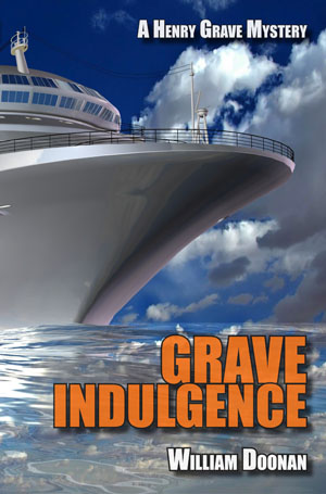 At 1200 feet long, the cruise ship Indulgence is the largest in the world. Accommodating 5400 passengers and 2100 crew members, she is nearly as populous as the Pacific island nation of Nauru. At 226,000 tons, she weighs as much as four and a half Titanics. Indulgence is anchored off Helsinki, Finland, preparing to take on passengers for her inaugural voyage when Henry comes aboard. Indulgence is one day old, and nobody has yet been murdered on board. The same could not be said about day two. With the help of an Arabian prince, a voodoo priest, and a displaced band of hunter-gatherers, Henry draws on skills honed in a Nazi prison camp to track down a killer who might have his own reasons for taking this particular cruise, reasons unrelated to the sumptuous meals, delightful shipboard activities, and exciting ports of call.