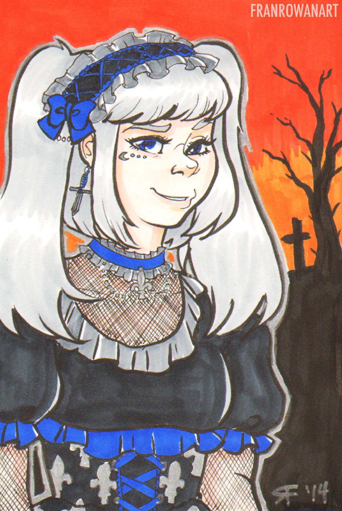 """""""Cemetery Lolita"""""""