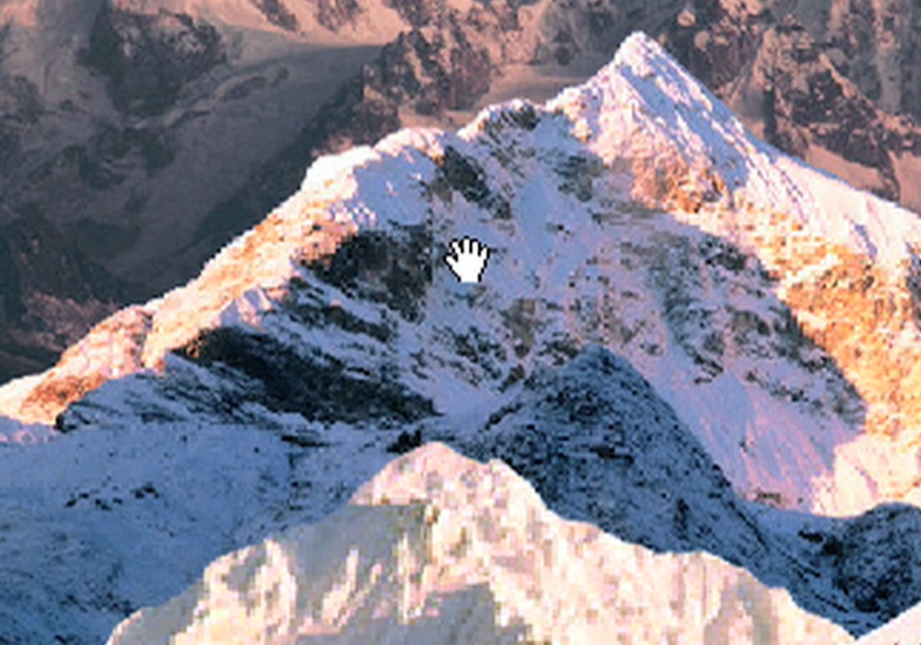 Jesse McLean,  Climbing , 2009, video, 6 minutes, artwork and image courtesy of the artist