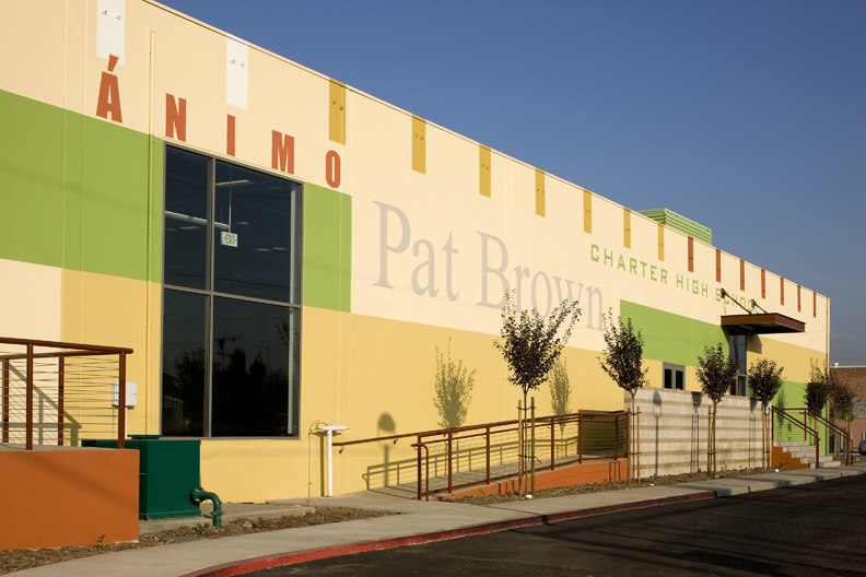 BA_EDU_Animo_Pat_Brown_Beach Street - Front Exterior Elevation.jpg