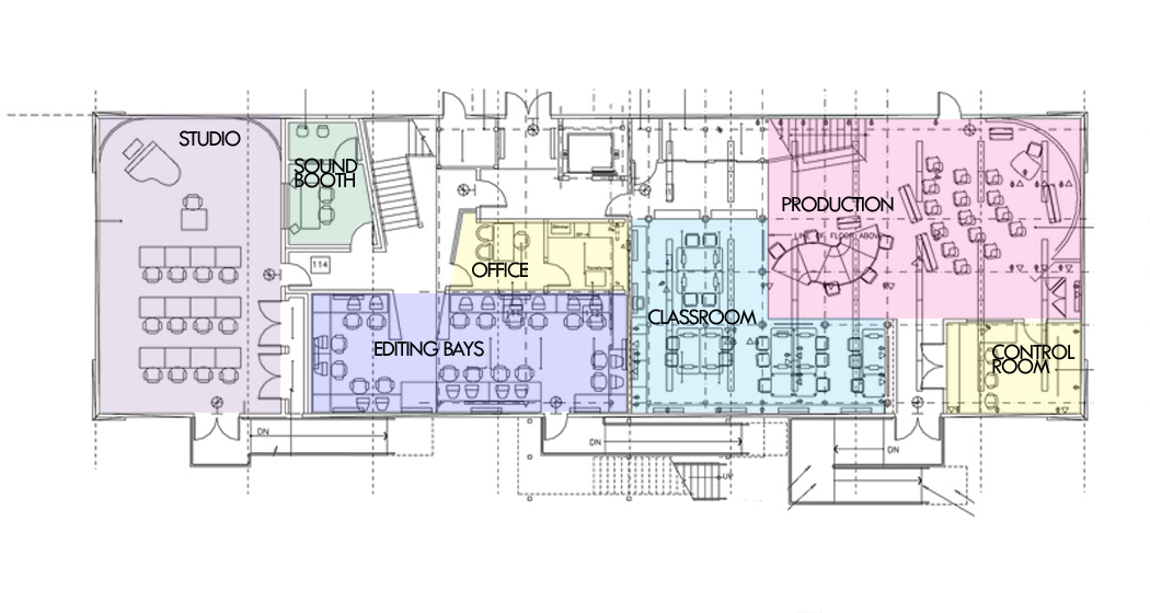 Cleveland HS Floor Plan