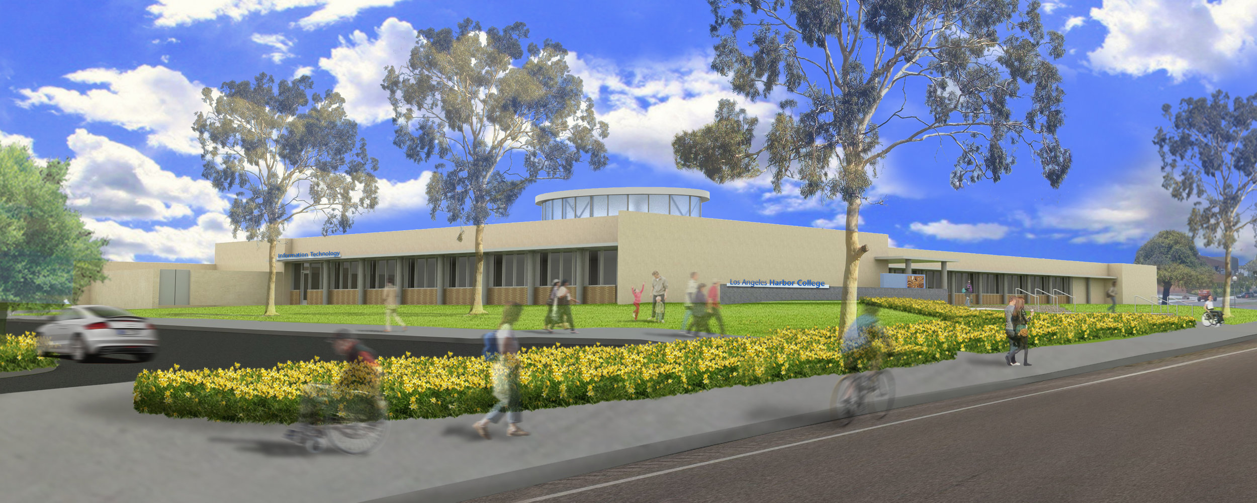 LACCD Harbor College Campus Improvements