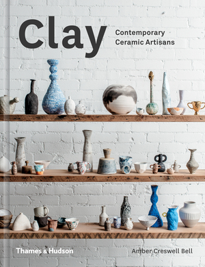 Clay - Contemporary Ceramic Artisans - SkandiHus founder, Stine Dulong, featured in the latest clay bible by Amber Creswell Bell - Feb 2017